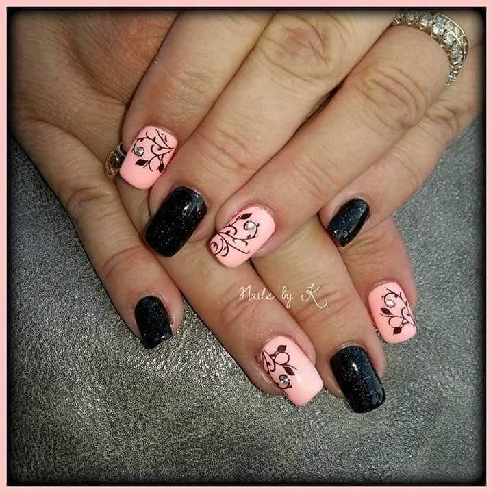 decoration ongle vernis semi permanent